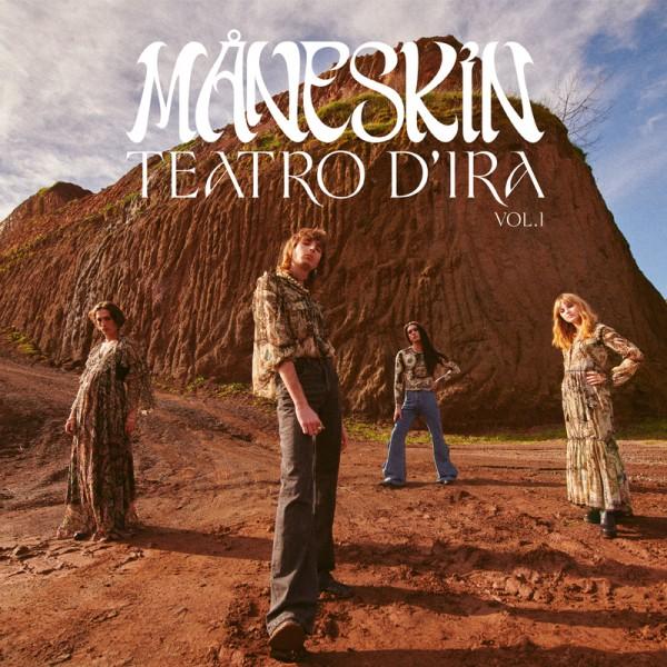 Maneskin Teatro D'Ira Vol1 Lp