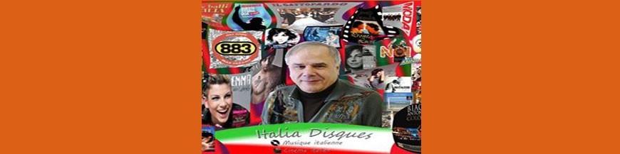 Toute la musique italienne sur CD, DVD, Blue-Ray, vinyl, concert