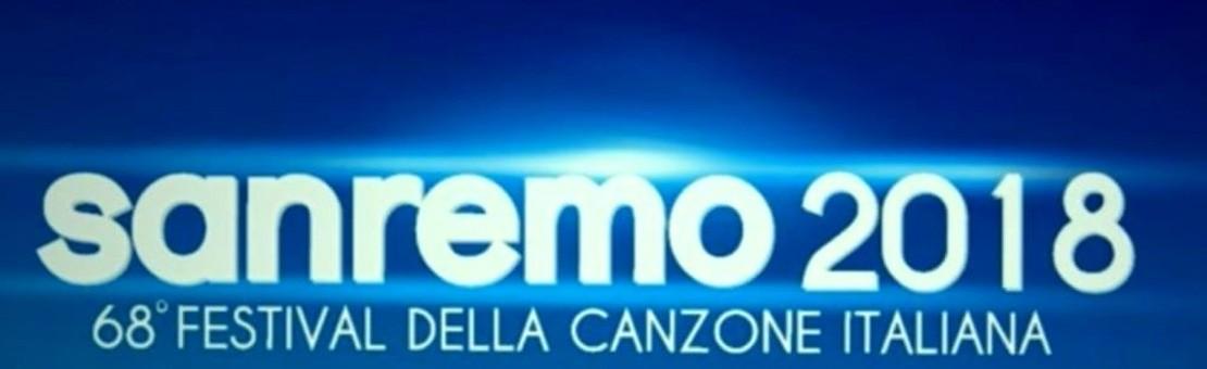 Sanremo 2018 singers