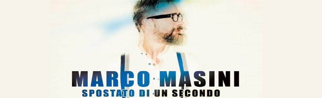 Marco Masini spostato di un secondo