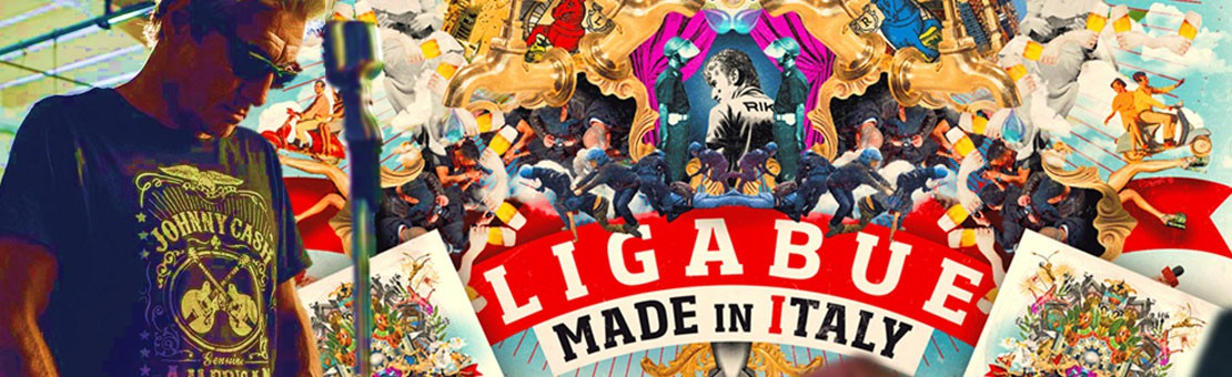 Ligabue Made In Italy