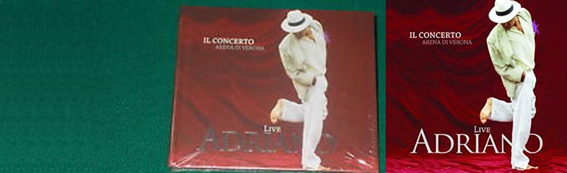 Adriano Celentano il concerto