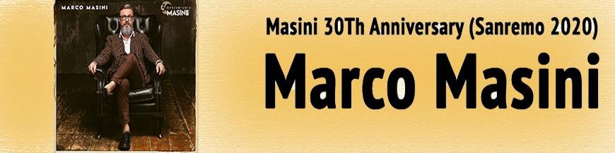 Marco Masini 30 th anniversay